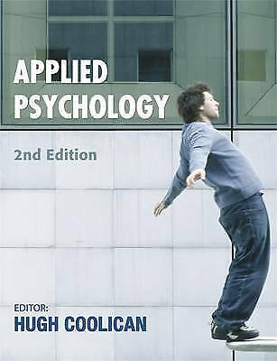 Applied Psychology (A Hodder Arnold Publication)-ExLibrary