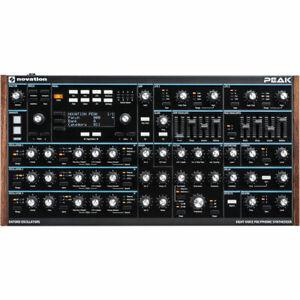 Novation-Peak-Polyphonic-Synth-8-Voice-Analogue-Synthesizer-Producer-Filters