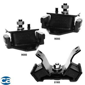 Engine Motor /& Trans Mount Set of 3Pcs for Toyota 4Runner V6 3.0//3.4L