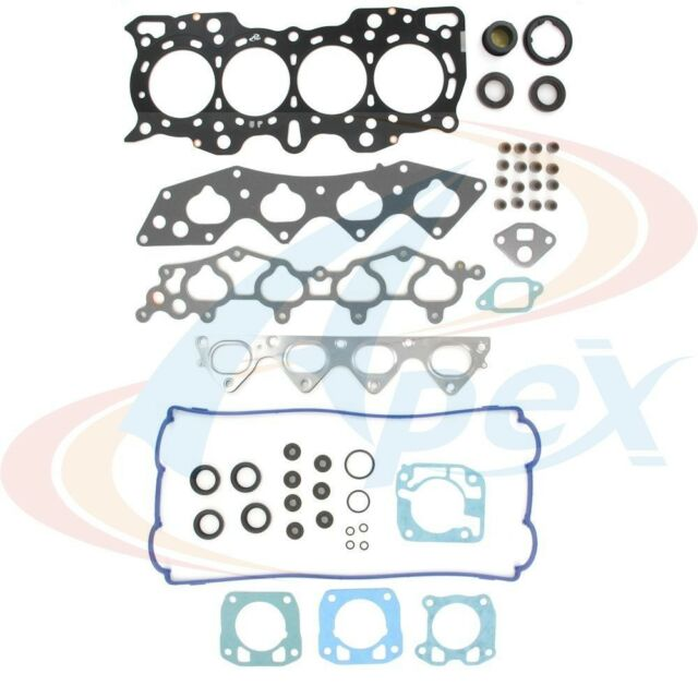Engine Cylinder Head Gasket Set AHS1018 Fits 1990 Acura