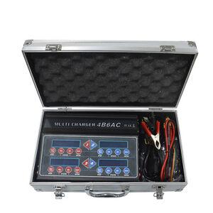 HTRC-80W-x-4-Port-B6AC-RC-car-Balance-Lipo-PB-NiMH-Battery-Charger-Discharger-US
