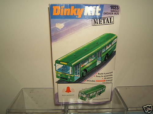 DINKY ACTION KIT MODEL No.         ACTION KIT SHOP DISPLAY STAND