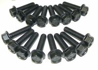 Ford Fe 390 - 428 Stock Exhaust Manifold Bolts Grade 8 Black Oxide