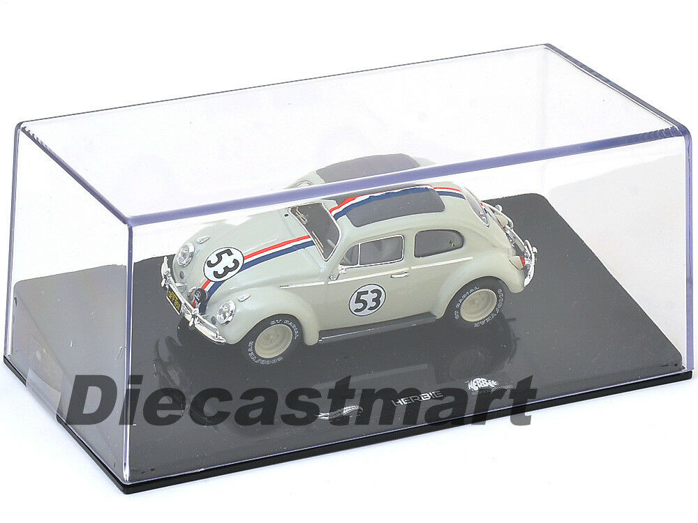 VW VOLKSWAGEN BEETLE HERBIE GOES TO MONTE CARLO ELITE 1 43 HOTWHEELS BLY28