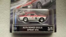 Hot Wheels ALFA ROMEO GIULIA SPRINT GTA 3/5 Forza Motorsport