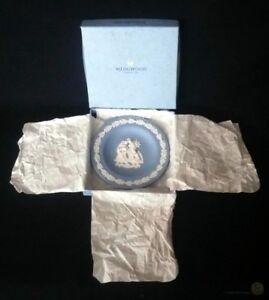 Wedgwood-Pin-Dish-Nativity-Christmas-2003-Wallace-Arnold-FREE-Delivery-UK