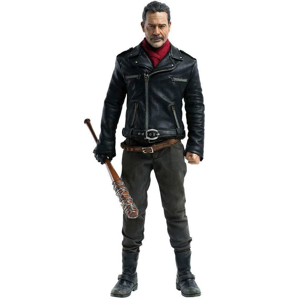 1 6 Scale Figure The Walking Dead Negan by by by Threezero cc95ca