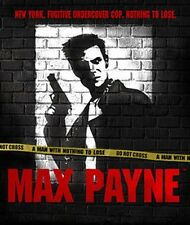 MAX PAYNE NEW & SEALED FOR PC