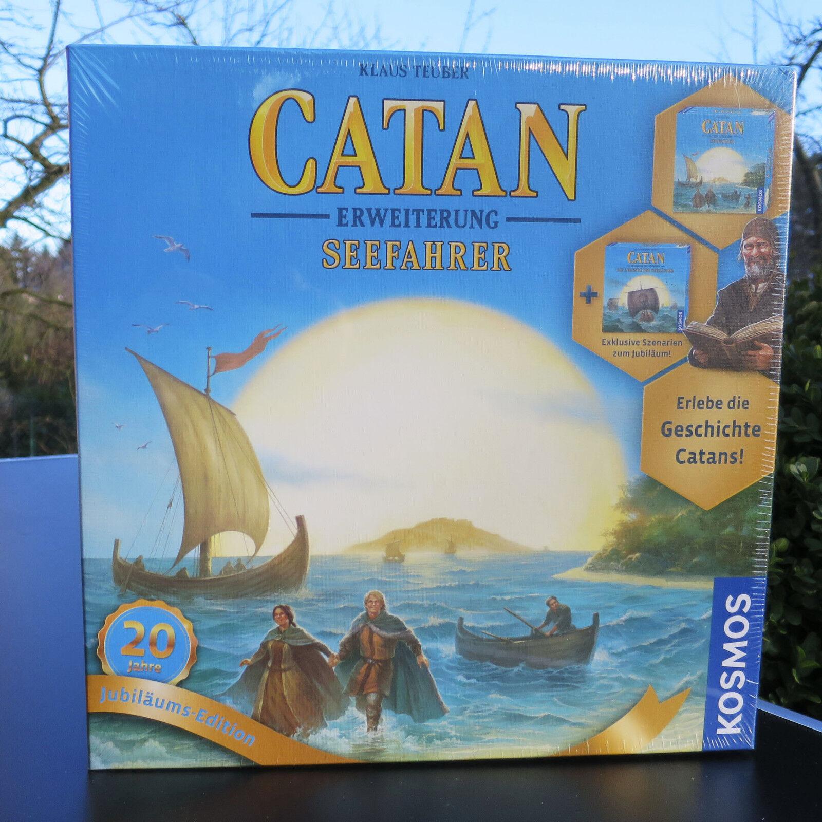 Coloni di Catan anniversario-Edition scenari leggenda dei bucanieri dei navigatori &