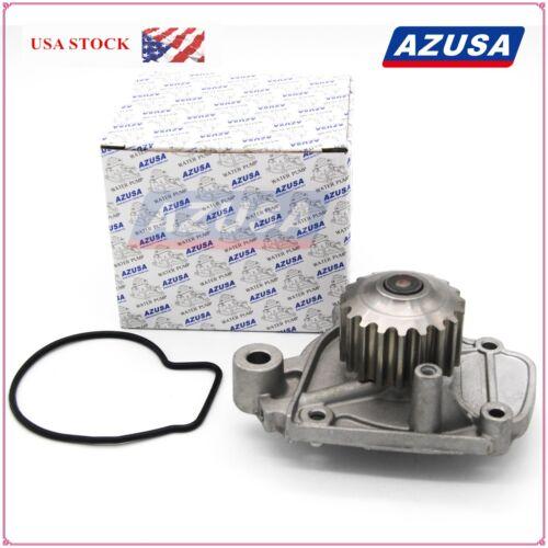 92-95 Honda Civic Del sol 1.5L 1.6L L4 D16Z6 D15Z1 GATES 41045 AZUSA WATER PUMP