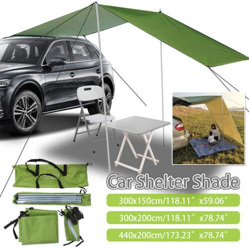 Auto Shelter Shade Camping Side Roof Top Zelt Markise Wasserdicht UV Tragbar
