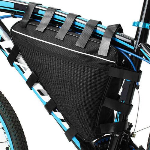 36V 48V Waterproof Li-ion Battery Bag Storage Mountain Bike Triangle Frame Bag