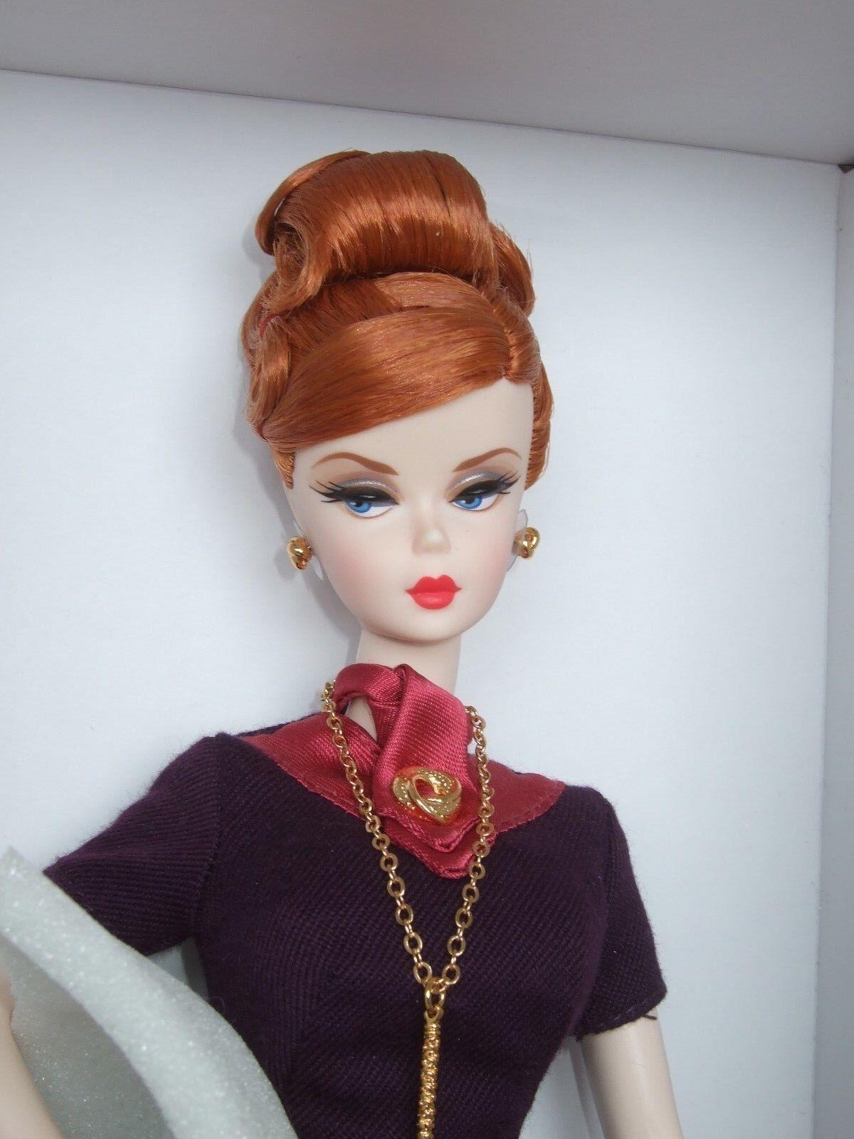 HTF Mattel Silkstone Silkstone Silkstone Barbie BNIB MIB 2010 f767fe