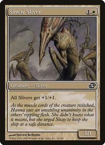 MTG Planar Chaos Magic the Gathering White Sinew Sliver