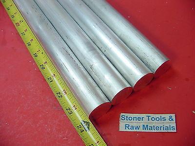 """1 1//4/"""" 1.250 Aluminum Round Bar Rod 6061 x 24/"""""""