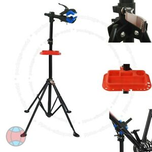 Pro-Home-Mechanic-Folding-Bicycle-Cycle-Bike-Maintenance-Repair-Work-Stand-Rack