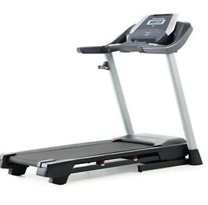 ProForm 505 CST Treadmill, Barely Used, Near Perfect Condition, Mat Included