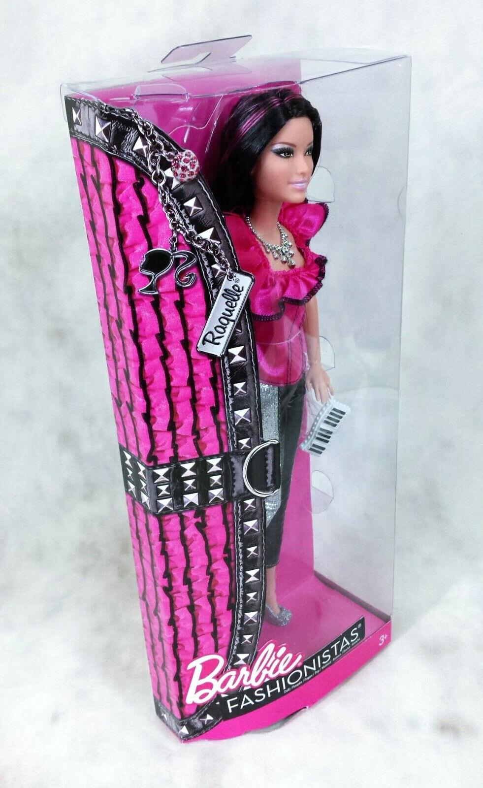 Barbie modaistas modaistas modaistas Raquelle 2011 nuovo BNIB 8b5454