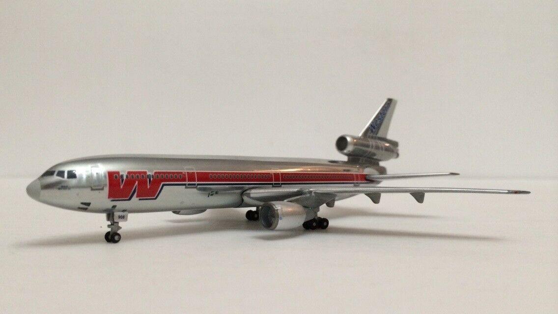 Gemini - jets 1 400 westlichen dc-10-10