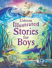 Illustrated Stories For Boys by Usborne Publishing Ltd (Hardback, 2006)