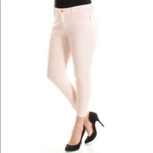 0953322c1f62 Michael Kors Izzy Cropped Skinny Jeans Blush Pink Size 6 Women's | eBay