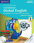 Cambridge Global English Stage 1 Learner's Book with Audio CDs (2) by Caroline Linse, Elly Schottman (Mixed media product, 2014)