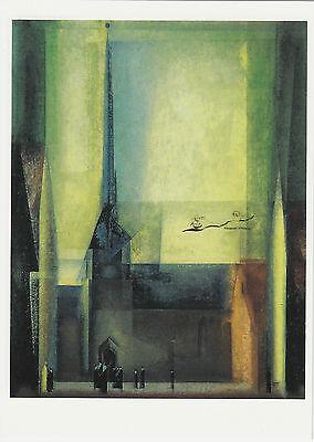 Postkarte Lyonel Feininger Postcard Regatta