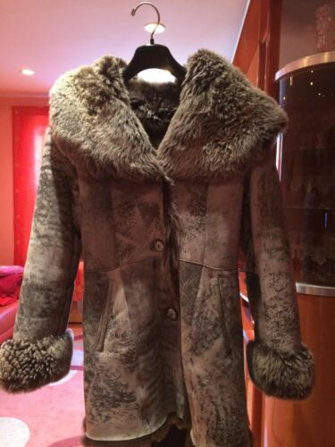 European Shearling coat