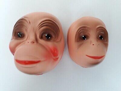 30 Scimmia Facce Per Rendere Giocattolo ~ 2 Taglie Rosebud Mattel Toymakers? In Plastica Sottile-mostra Il Titolo Originale
