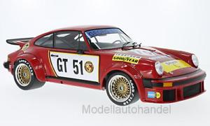 Porsche 934 934 934 Gelo-Tebernum Racing - 1976  - 1 12 Minichamps 125766416 3c2502