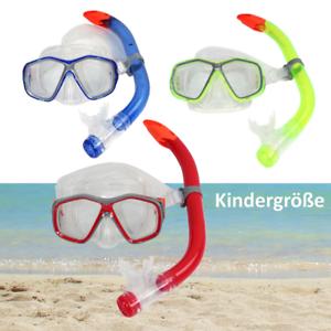 AUSWAHL-Kinder-Schnorchelset-Taucherbrille-Tauchmaske-Schnorchel-Set-Kids-yx123