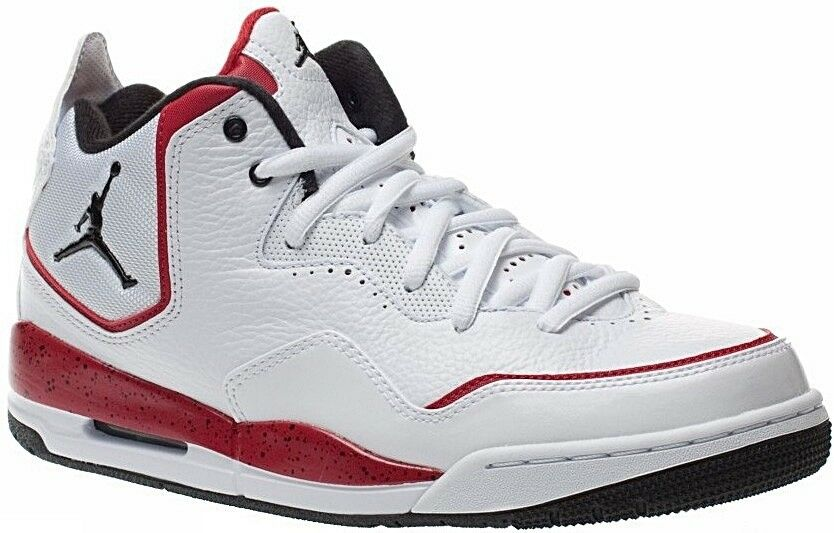 NIKE Air Gr:48 Jordan Courtside Neu Gr:48 Air US:13,5 Weiss/Weiß Sneaker 2 3 4 5 6 7 8 9 3b8ca1