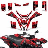 Yamaha Blaster 200 Decal Graphic Quad Atv Wrap Full Race Kit 1988-2005 Reap Red