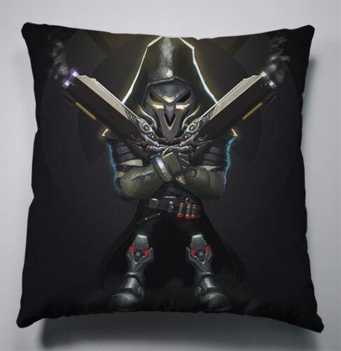 Neu Overwatch Anime Kissen Sofakissen Dekokissen Pillow Cushion 40x40CM B8
