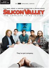 Silicon Valley: The Complete Third Season (DVD, 2017, 2-Disc Set)