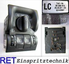 Lichtschalter Kombischalter 90504968 Opel Vectra B 90569814 original LC