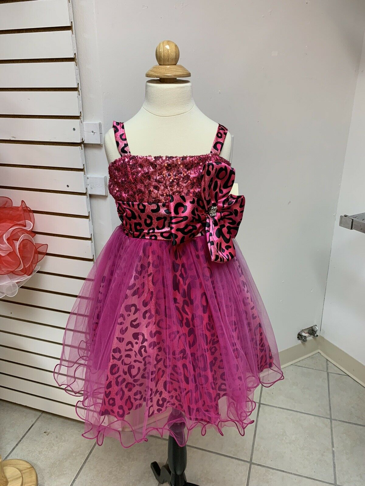 12 Easter Pageant Crowning Flower girl Special Occasion Formal Dance Dress NWT