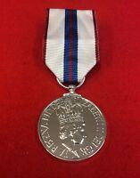 High Quality Full Size Diamond Golden Silver Jubilee Medal Diamond Jubilee Medal
