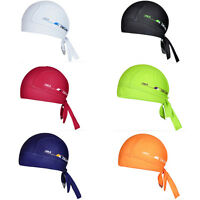 6 Colors Unisex Bike Hat Headband Riding Cycling Cap Outdoor Sport Bicycle Scarf