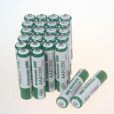 24 Pcs AAA Size 3A 1350mAh 1.2V Ni-MH Rechargeable Battery Cell Rechange BTY