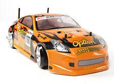 The Devil 1/10 Painted Drift Car Body