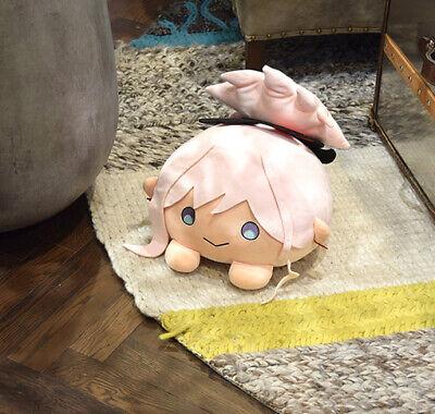 Fate Grand Order FGO Musashi-chan cushion Plush ANIPLEX Doll Stuffed toy JAPAN