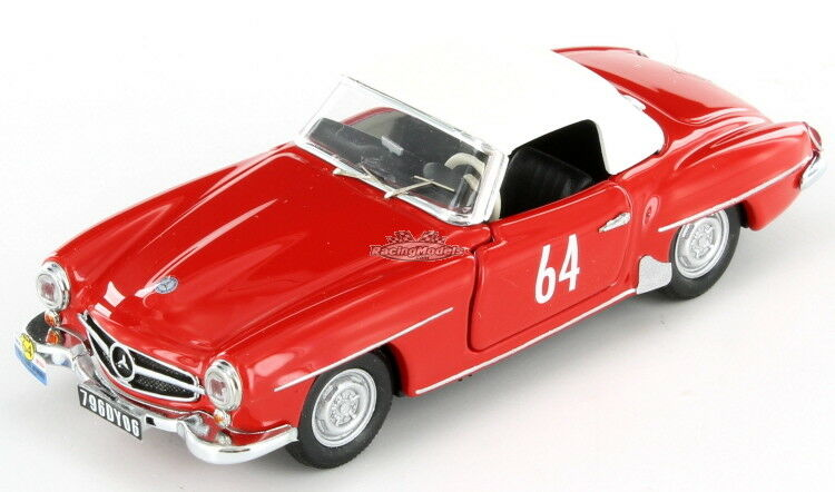 Mercedes 190 SL Tour de France 1956 1 43