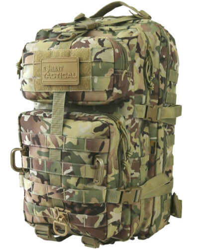 Kombat UK Reaper 40 litre military  MOLLE army tactical backpack rucksack recon