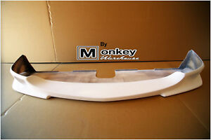 MUGEN-FRONT-BUMPER-LIP-SPOILER-SUIT-EP3-HONDA-TYPE-R-CIVIC-WITH-AIR-DUCT-BRAKE