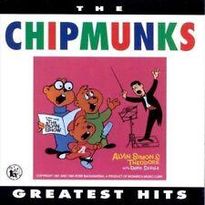 Greatest Hits by Alvin & the Chipmunks/The Chipmunks (CD, Nov-1992, Curb)