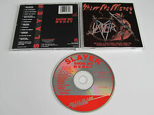 SLAYER Show No Mercy CD 1983 RARE ORIG. USA 1st PRESS on RESTLESS/METAL BLADE!!!