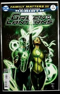 GREEN-LANTERNS-7-REBIRTH-2016-DC-Comics-Comic-Book-NM