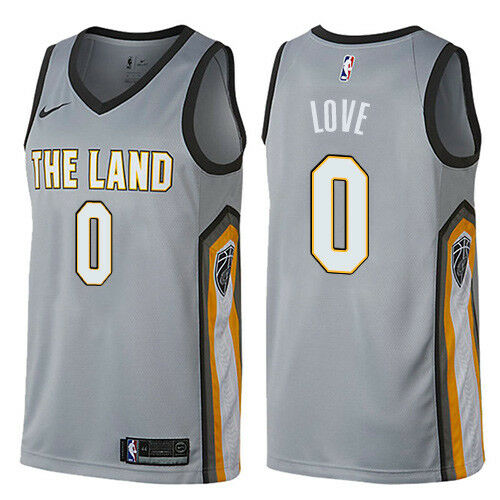 30f72758d ... france nike kevin love the land cleveland cavaliers swingman jersey mens  large l ebay 16a5c e94f9
