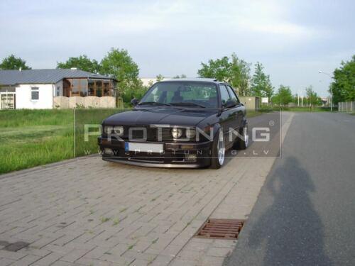 Pour BMW E30 Rare Pare Choc avant M Tech 2 Spoiler Technik Sport Tehnik MT2 Jupe
